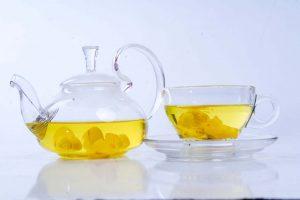 Sử dụng trà hoa vàng đúng cách